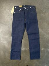 DEADSTOCK Levis LVC 1933 501, sz 33x34 (meas 34x34) Made in USA Vtg NOS