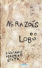 As Razoes Do Lobo by Luciano Martins Costa (2011, Paperback)