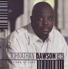 Johnathan Dawson - Melody of love - CD -