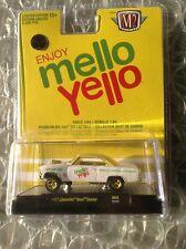 M2 Machines Mello Yello '67 Chevy Nova Gasser CHASE 1/750...MIP
