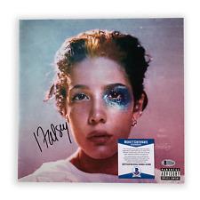 Halsey Signed Autograph Autographed Manic Album Record Vinyl LP Beckett BAS COA