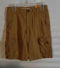 Urban Pipeline Bronze Messenger Cargo Shorts NEW WITH TAGs Boys Size 16 (u)