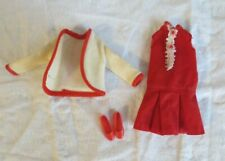 """Vintage Barbie: Skipper HTF 1966 """"What's New at the Zoo"""" Outfit #1925 • Complete"""