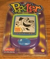 NOS 2003 FisherPrice Pixter Creativity System C1438 Personal Computer Tablet Toy
