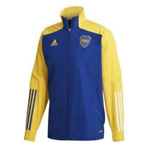 Boca Juniors Soccer Presentation Jacket