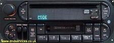 Chrysler Refurbished Stereo Radio Cassette CD - P56038585AM NEON