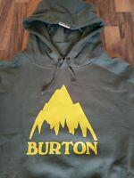 Burton hoody size L # London B300
