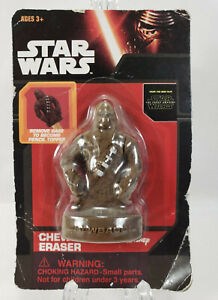 Star Wars Chewbacca The Force Awakens Eraser Pencil Topper