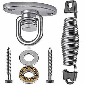 Besthouse Safety Guarantee Heavy Duty Porch Swing Springs with Bearing Heavy ...