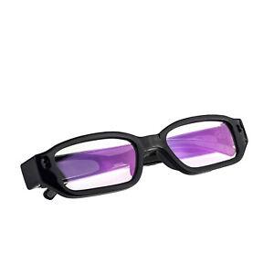 K28 Versteckte Hochauflösende 5 Megapixel Mini Überwachungskamera in Brille