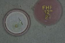 Hairspring balance F.H.F. - FONTAINEMELON 27 274 275 276 277 Spirale bilanciere