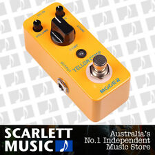 Mooer Micro Series Yellow Comp Compression Effects Pedal - w/12 Months Warranty.