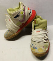 Nike Kyrie Irving Shoes BANDULU STREET COUTURE. SZ 4Y. Basketball Shoes.