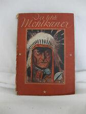 James Fenimore Cooper, el último de los mohicanos, 1948, Minerva-Verlag