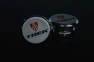 new Trek Handlebar End Plugs, plug Bar End Caps vintage guidon bouchons calotte