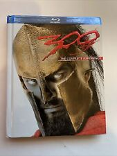 300 The Complete Experience Digibook (Bluray, 2006) [BUY 2 GET 1]