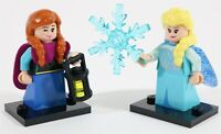 LEGO DISNEY FROZEN ELSA & ANNA MINIFIGURES SERIES 2 71024
