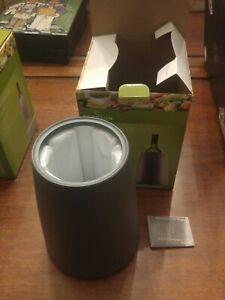 Crofton Wine Cooler Dark Gray