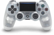 Sony Playstation DualShock 4 Crystal Wireless Controller PS4 New Free Shipping