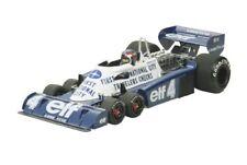 Modellini statici auto da corsa Formula 1 in plastica tyrrell