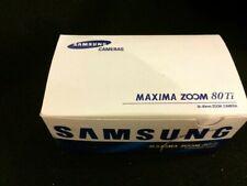 Samsung Maxima Zoom 80 Ti Camera - 38-80 mm zoom camera - FINO 800