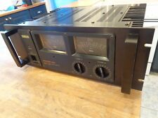 VINTAGE NICE POWER AMP YAMAHA P2200 480 W VERY NICE CONDITION 110 220VOLT