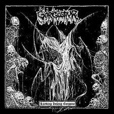 GORGOSAUR - Lurking Among Corpses LP (black/white Splattered) Authorize Wombbath