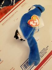 1998 ROCKET THE BLUE JAY BEANIE BABY AUCTION  B