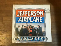 Jefferson Airplane SEALED LP - Takes Off - RCA Victor LSP 3584