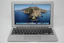 """MacBook Air 11"""" A1465 Early 2015 1.6GHZ i5/ 4GB RAM/ 128GB SSD/ Mac OSX 10.15"""