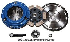 QSC Stage 3 Clutch & 9lbs Flywheel Kit 92-05 HONDA CIVIC DEL SOL D15 D16 D17