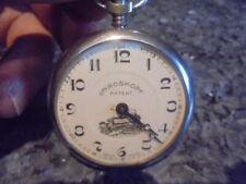 belle  montre a gousset de marque gre roskopf patent
