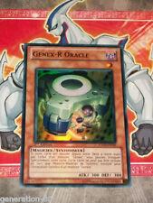Carte YU GI OH GENEX-R ORACLE HA03-FR046 x 3