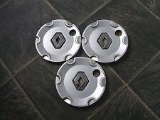 RENAULT alloy wheel centre cap x3                 8200 1347 72 NERVASTELLA