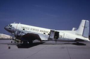 35mm Aircraft Slide USM 138820 Douglas C-117D Skytrooper 1981 Yuma