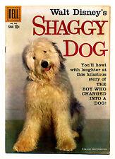 Walt Disney's Shaggy Dog Four Color #985 (Dell) FN7.2