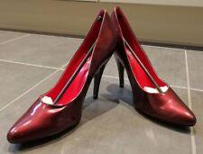 XIXI Wine Stiletto Ladies Heels Size 5 (38) Brand New