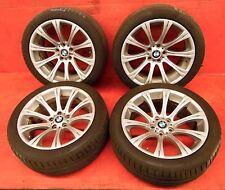"04-10 BMW 5 Series E60 M5 OEM wheels rims w/ tires set STOCK factory 19"""