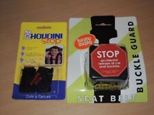 New Houdini Stop & Hurphy Durphy Car Seat Safety Harness Chest Strap Clip Buckle
