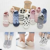 New Women Girls Cute 3D Cartoon Animal Cotton Warm Ankle Sox Socks Comfortable