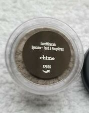 Bare Minerals Bare Escentuals Eyecolor CHIME Mini Eyeshadow Gray .01 oz/.28g New