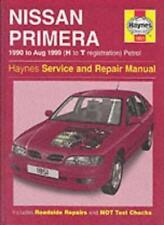 Nissan Primera (1990-99) Service and Repair Manual (Haynes Serv .9781859607008