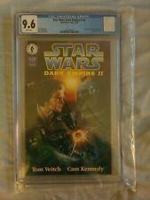 Star Wars Dark Empire II #4 CGC Graded 9.6 Dark Horse Boba Fett