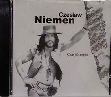 Niemen-Czas Jak Rzeka Polish prog psych cd