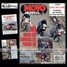 MOTO JOURNAL 980 YAMAHA XTZ 660 TENERE ADRIEN MORILLAS KAWASAKI ZZR 600 1991