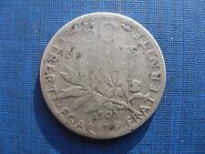 Francia 50 céntimos 1903. fecha RARA.