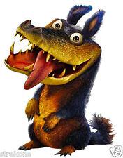"The CROODS CROCOPUP ""DOUGLAS"" dog-crocodile animal -Window Cling Sticker Decal"