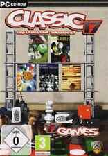 Classic 17 Das Ultimative Spiele Paket Spielesammlung PC Spiel