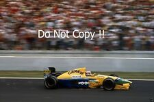 Nelson Piquet Benetton B191 F1 Season 1991 Photograph