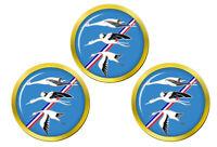 """Escadron Dé Chasse 01-002 """" Cigognes """" (Français Air Force) Balle de Golf"""